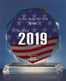 Timber Ridge Hall of Fame Award 2019